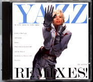 Yazz - Abandon Me (Remixes)