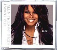 Janet Jackson - All For You CD Single At Matt's CD Singles