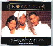 If you love me brownstone acapella