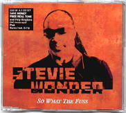 Stevie Wonder - So What The Fuss CD2