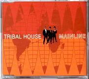 Tribal house mainline cd single at matt 39 s cd singles for Tribal house tracks