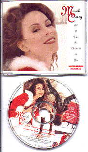 Mariah Carey - All I Want For Christmas Is You CD Single At Matt's ...