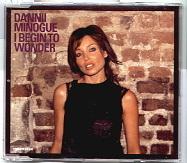 Dannii Minogue - I Begin To Wonder CD2