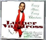 Luther Vandross CD Single At Matt's CD Singles