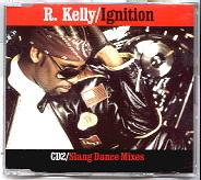 R Kelly CD Single At Matt's CD Singles
